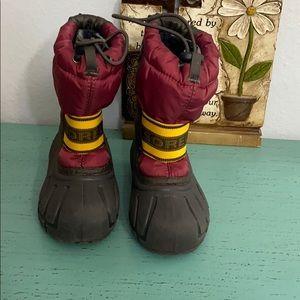Sorel boots Toddler